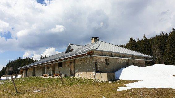 Potraux - La Rippe - Vaud- Suisse