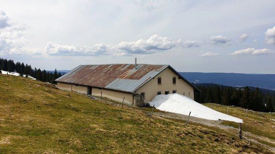 Chalet de Pierre - Montricher - Vaud - Suisse
