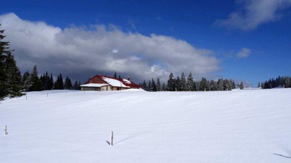 Croset au Boucher - L'Abbaye - Vaud - Suisse