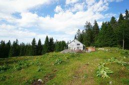Couvert du Croton - Le Chenit - Vaud - Suisse