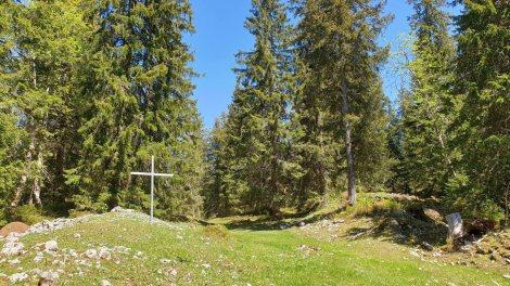 Cimetière aux Bourguignons - Arzier-Le-Muids- Vaud - Suisse