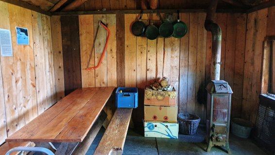 Cabane des Italienrs - L'Isle - Vaud - Suisse
