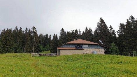 Perroude de Vaud - Marchissy - Vaud - Suisse
