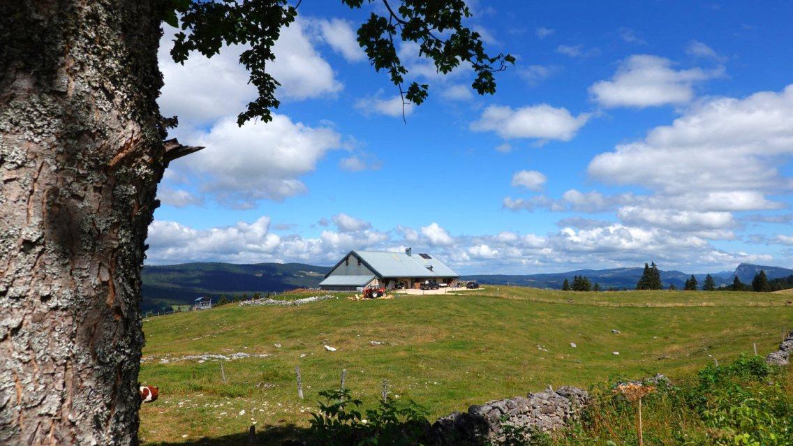 Les Esserts - Le Chenit - Vaud - Suisse