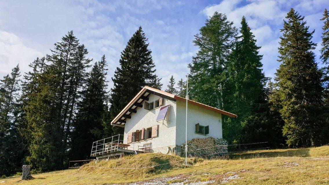 Cabane des Yarpes - Berolle - Vaud - Suisse