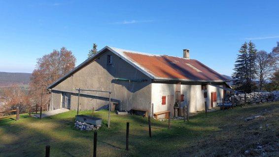 La Petite Coche - L'Abbaye - Vaud - Suisse