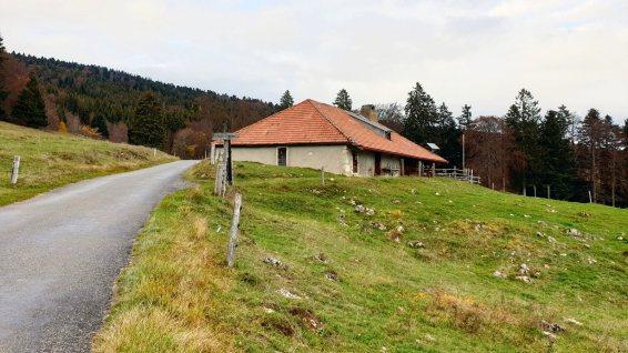 Le Bugnonet - Bassins - Vaud - Suisse