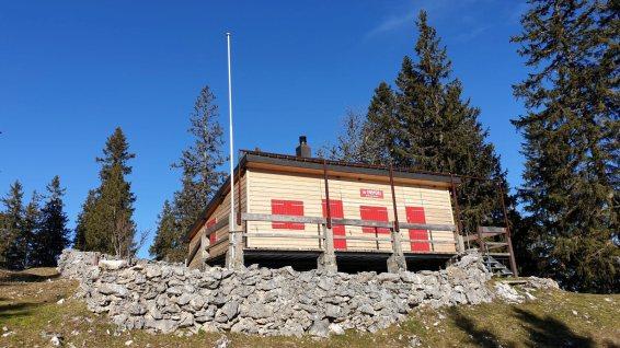La Cabaski - Montricher - Vaud - Suisse