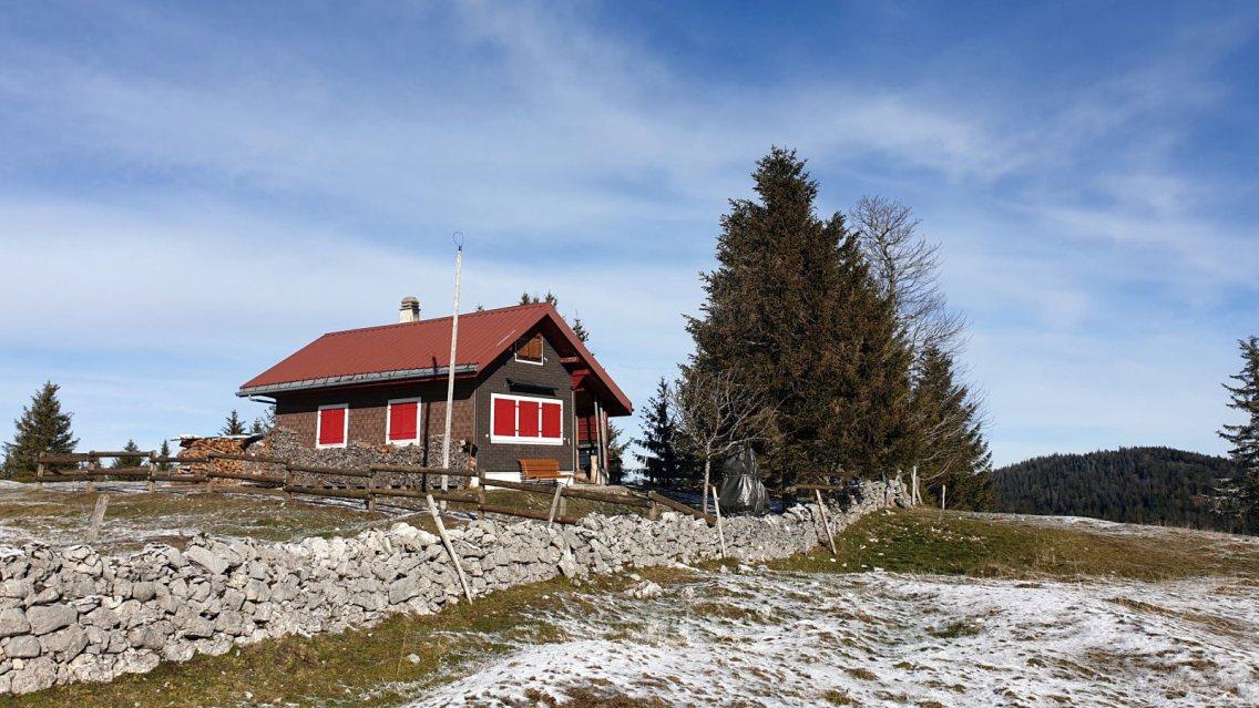 """Chalet privé """"La Biolle"""" - L'Isle - Vaud - Suisse"""