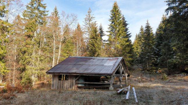 Refuge des Ermitages - L'Abbaye - Vaud - Suisse