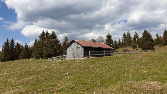 Couvert du Sapelet - L'Abbaye - Vaud - Suisse
