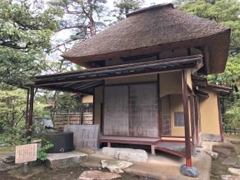 Kenroku-en-tea-house