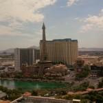 The Bellagio Las Vegas in July – Hot Hot Hot!