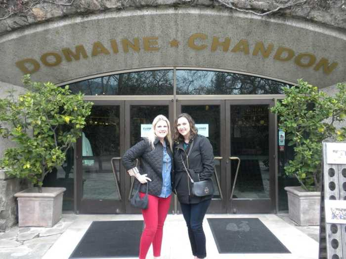 """Domaine Chandon - - """"10 Wine Tasting Tips and Tricks for Napa Valley"""" - Two Traveling Texans"""