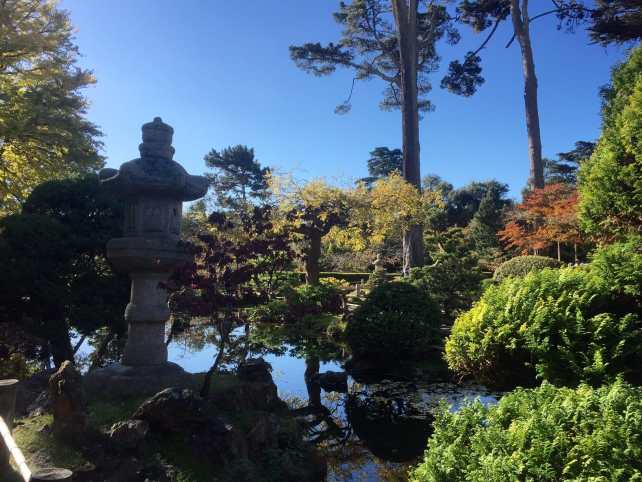 "I love the reflections in the pond in the Japanese Tea Garden in Golden Gate Park. - ""Golden Gate Park - More than Your Average Greenspace"" - Two Traveling Texans"
