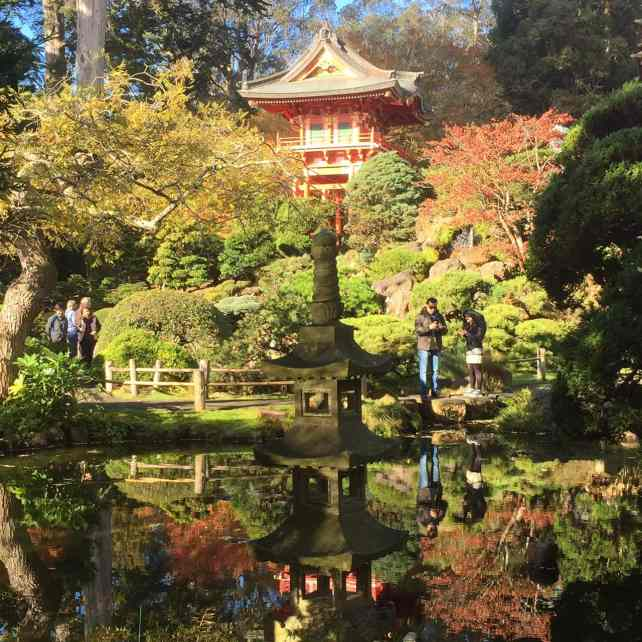 "It almost feels like you are in Japan with the architecture. - ""Golden Gate Park - ""More than Your Average Greenspace"" - Two Traveling Texans"