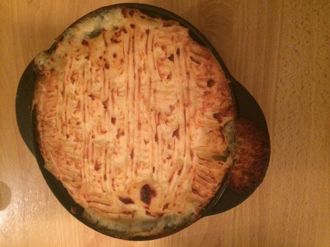 """Homemade Fish Pie - """"Six British Foods We Need in the US"""" - Two Traveling Texans"""