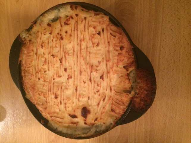 "Homemade Fish Pie - ""Six British Foods We Need in the US"" - Two Traveling Texans"