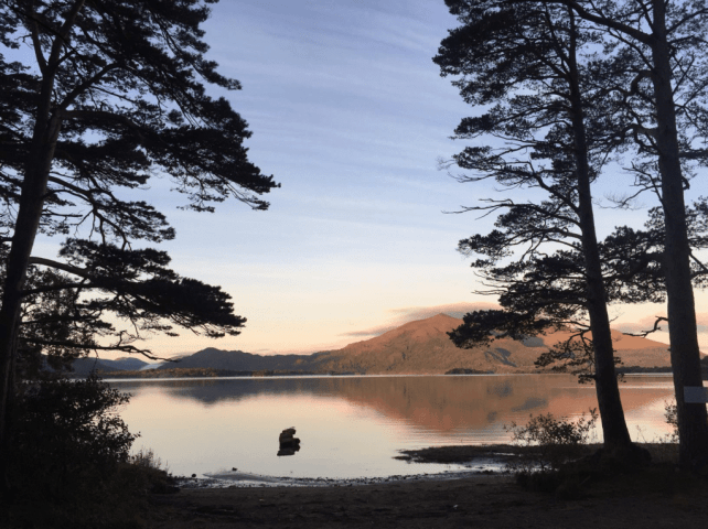 """This is a sunrise worth getting up for. - """"What to See When You Visit Killarney National Park"""" - Two Traveling Texans"""