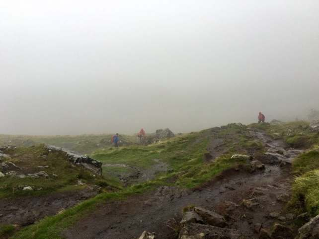 "The weather went from bad to worse! - ""Old Man of Storr: Hiking in the Clouds"" - Two Traveling Texans"