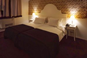 """Our bed was very comfortable! - """"Three Harry Potter Porto Sites"""" - Two Traveling Texans"""