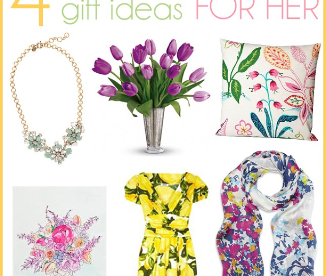 Th Wedding Anniversary Gift Ideas For Her