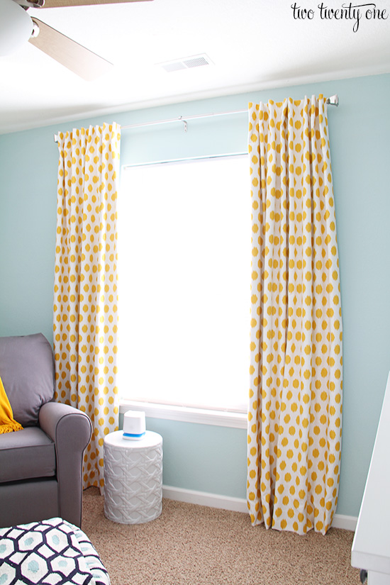 how to make blackout curtains step by