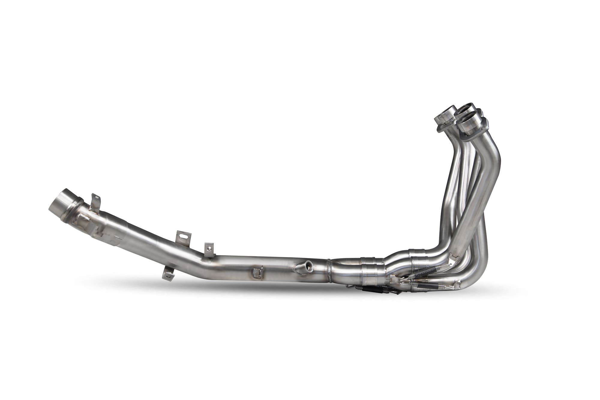 scorpion exhaust decat header pipes kawasaki z900rs 2018 current