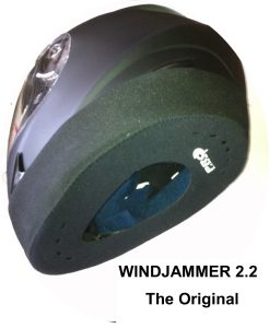 Reduce Motorcycle Wind Noise