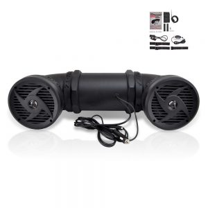 Best ATV Speakers with Bluetooth