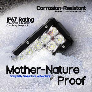Best LED Light Bar For ATV Reviews