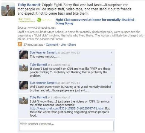 Facebook Status Update & Micro Blogging Experiment (2/2)