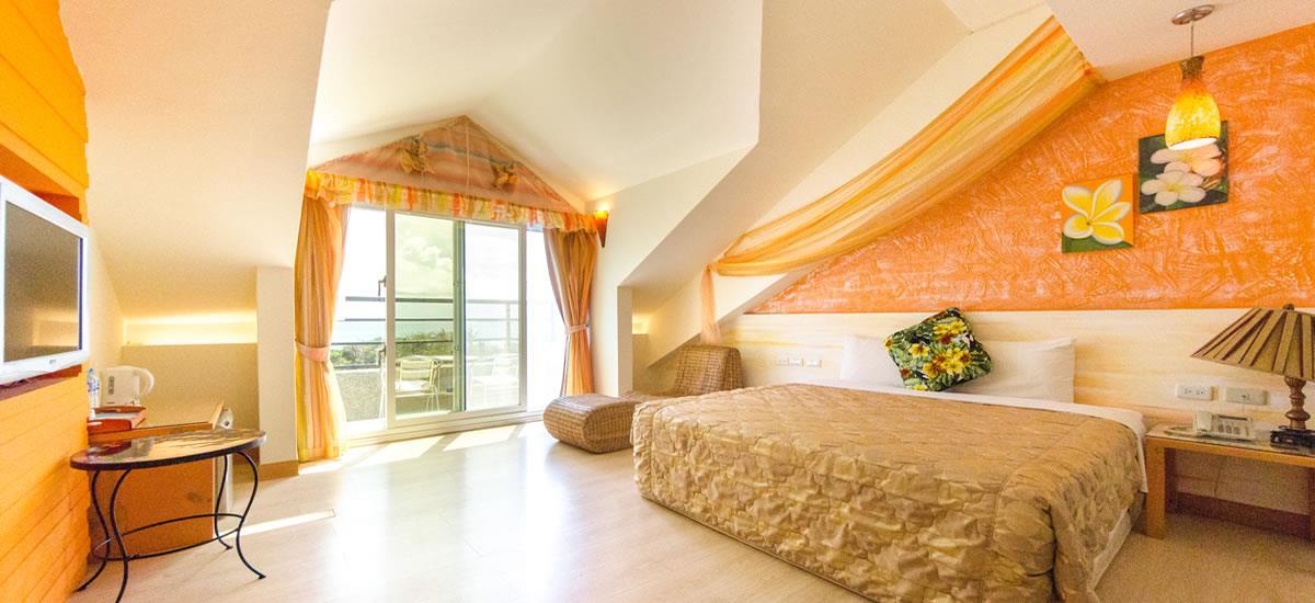 墾丁民宿浪琴海渡假旅館