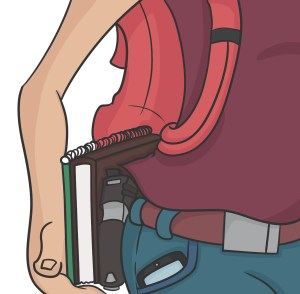 Campus Carry Graphic SMALL