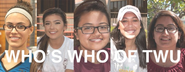 Who's Who Header