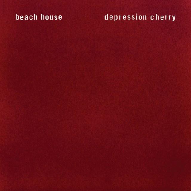 Beach house Depression cherry cover art