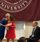 Governor Greg Abbot honors Texas Women's Hall of Fame inductees