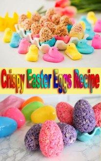 Crispy Easter Eggs Recipe