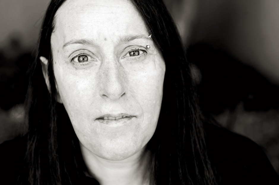 Retrato de Chari, mayo de 2011