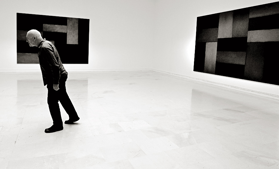 Sean Scully, Valencia. 2012