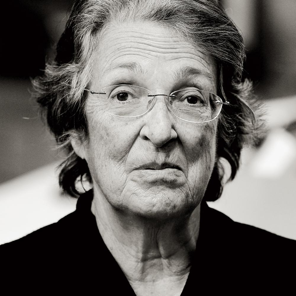 Esther Tusquets, escritora y editora
