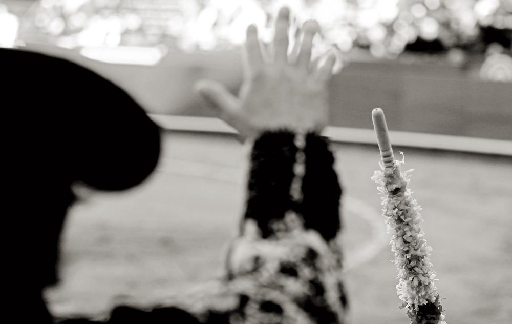 La banderilla, feria de Fallas 2013