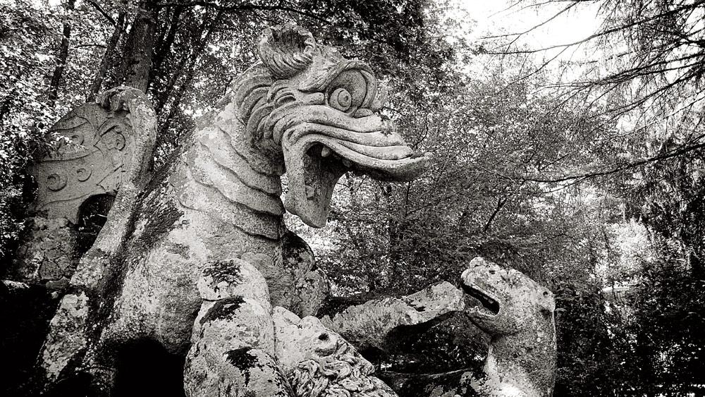 Bomarzo, Parco dei Mostri