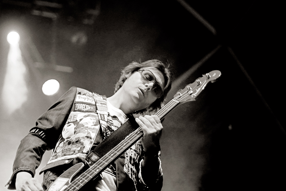 Nicky Wire, de Manic Street Preachers