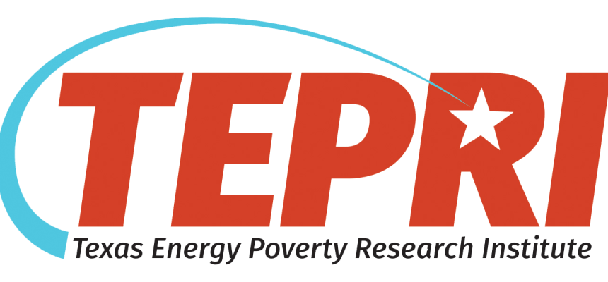 Debut of the Texas Energy Poverty Research Institute