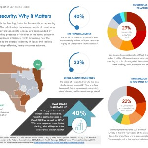 Energy Insecurity: Why It Matters Infographic