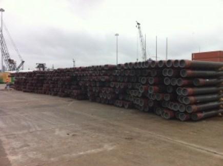 ship pipe OCTG
