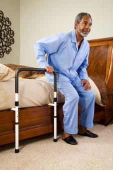 Bed Support Rail By Carex 174