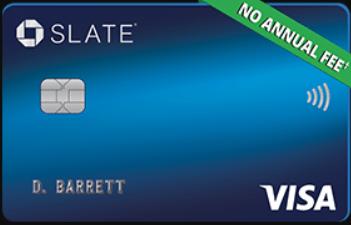 no interest balance transfer - chase slate