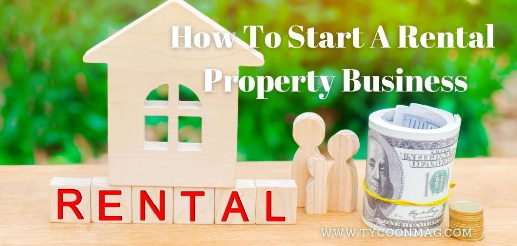 start a rental property business - featured